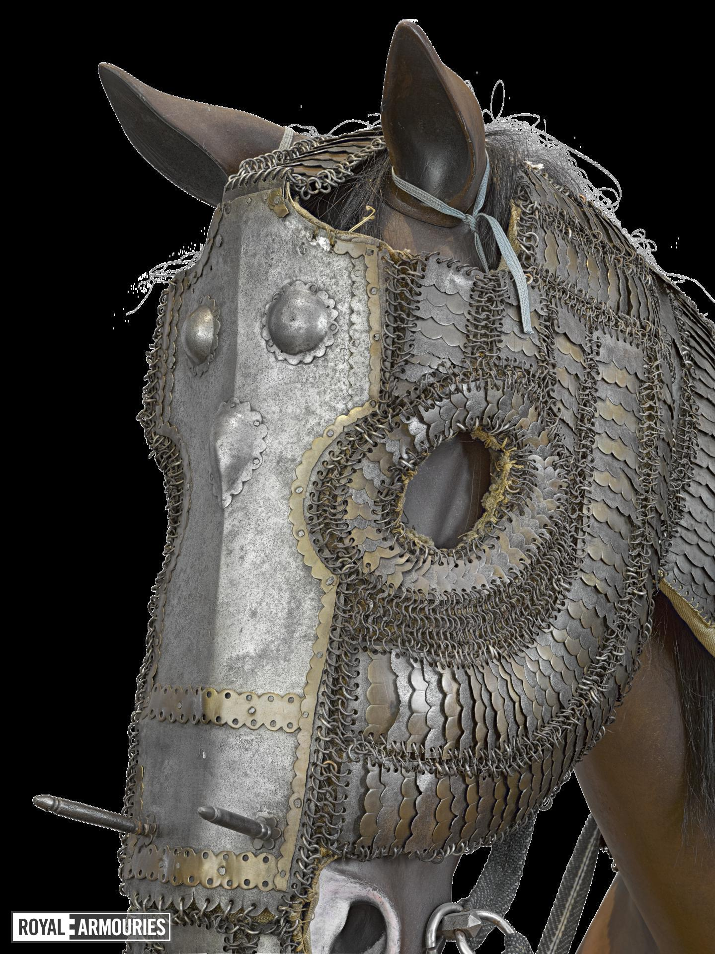 horse armour (bargustawan)