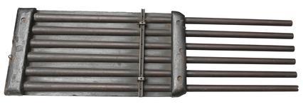 Thumbnail image of Matchlock organ gun May possibly be part of XII.1799.