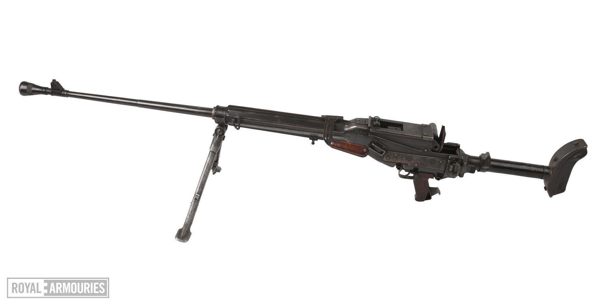 PR.1715 Centrefire bolt-action anti-tank rifle