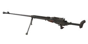 Thumbnail image of PR.1715 Centrefire bolt-action anti-tank rifle
