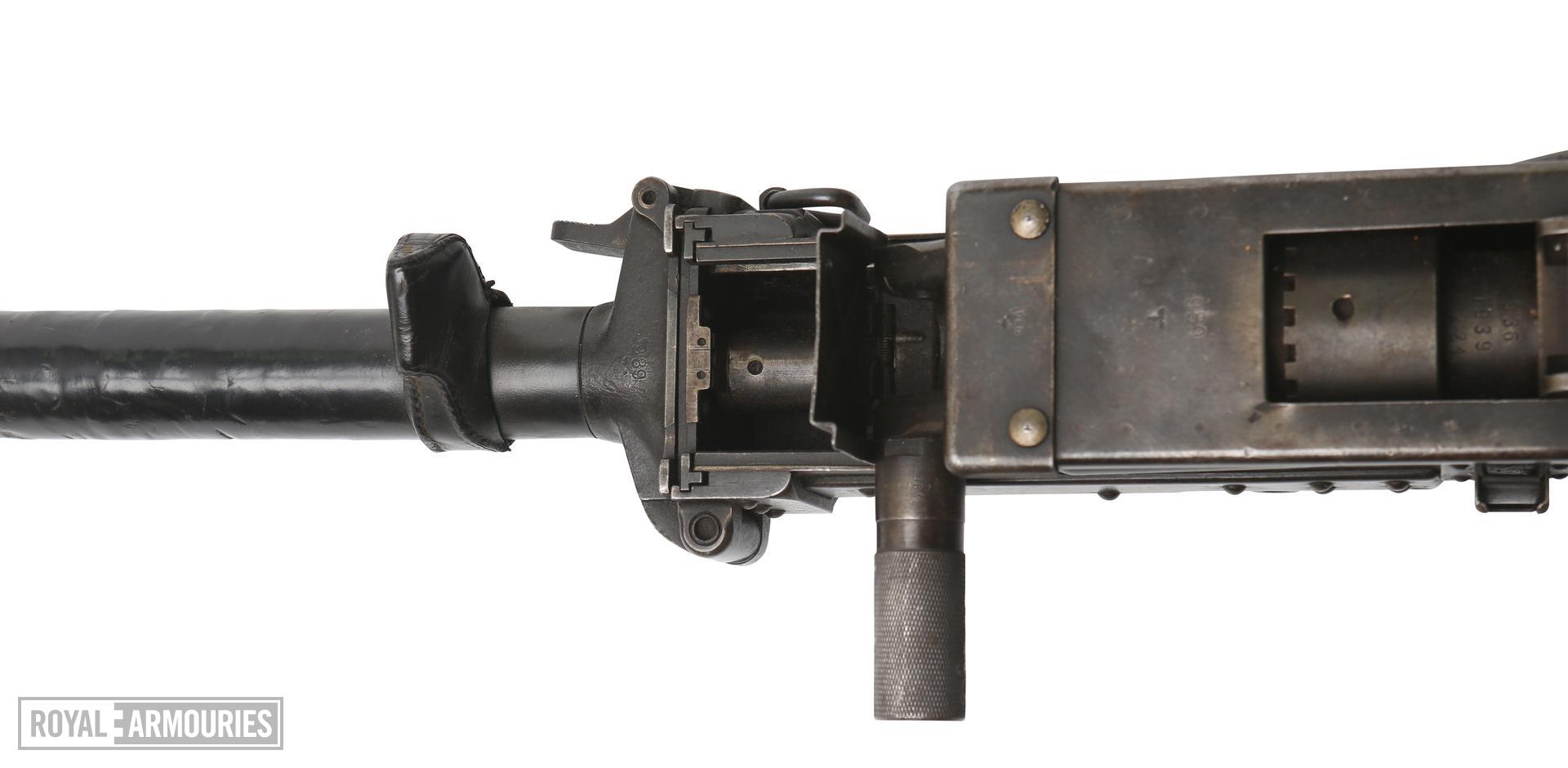 Centrefire bolt-action anti-tank rifle - Godsal
