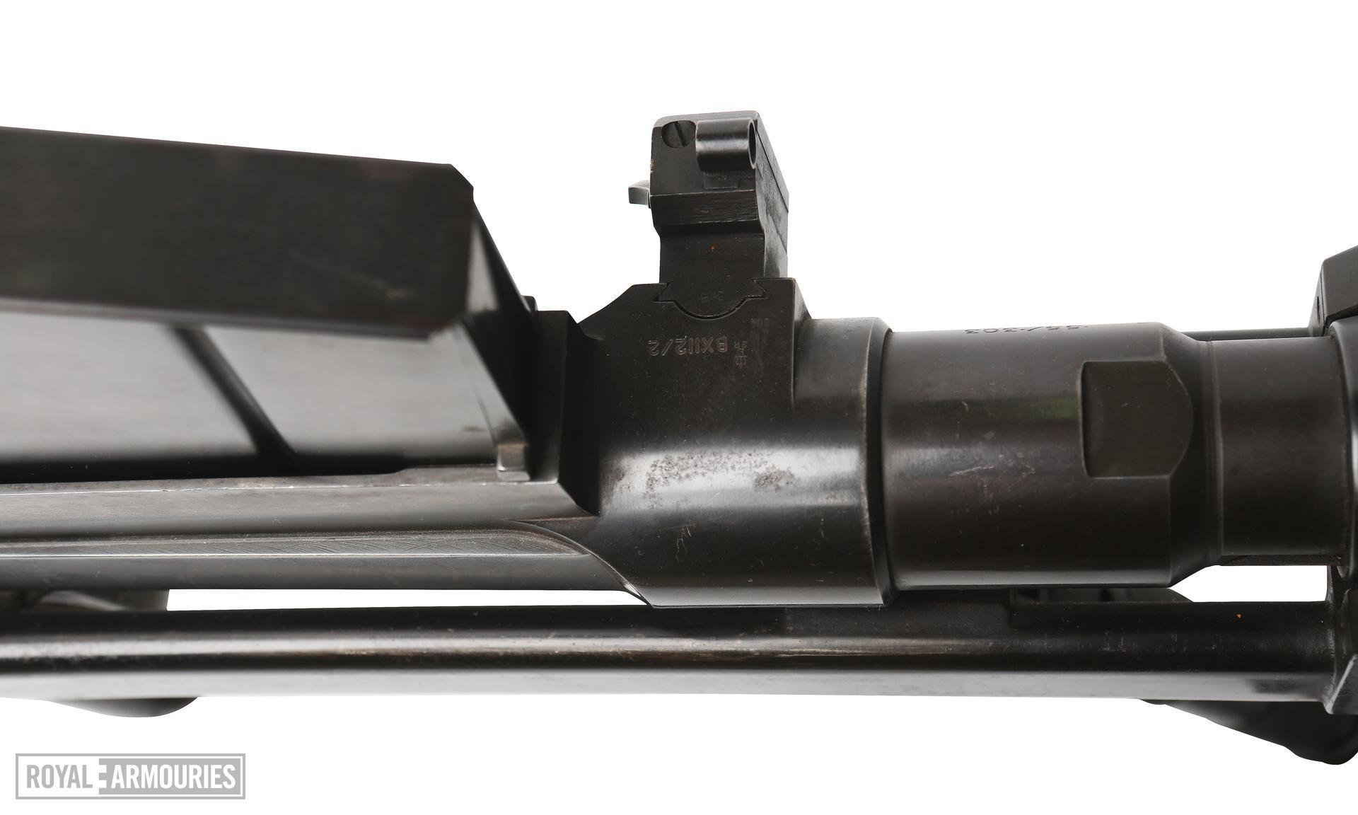 PR.1723- Centrefire bolt-action training rifle Experimental training model