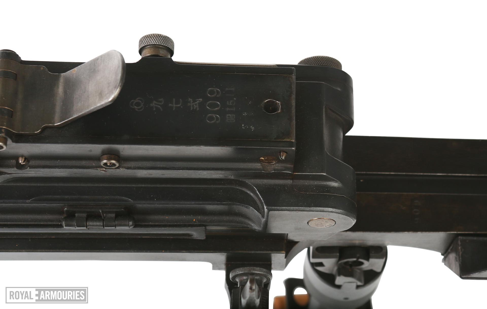 PR.1730 - Centrefire automatic rifle, Type 97 for anti tank use