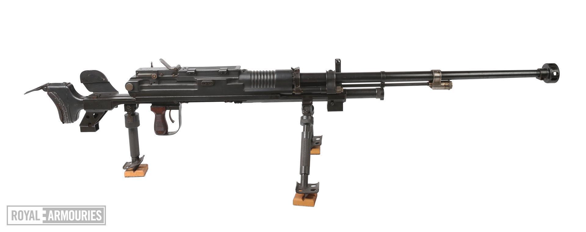 Centrefire automatic rifle - Type 97