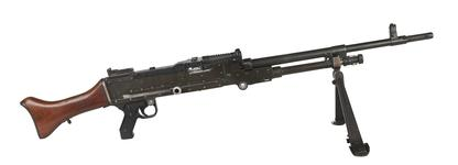 Thumbnail image of Centrefire automatic machine gun, Experimental GPMG X15E1, Prototype L7A1