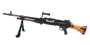 Thumbnail image of PR.7201 Centrefire automatic machine gun, GPMG FN L7A1 Skeleton