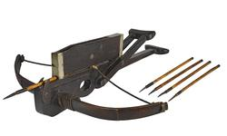 Thumbnail image of Repeating Crossbow (chukonu)