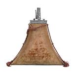 Thumbnail image of Powder flask of triangular shape