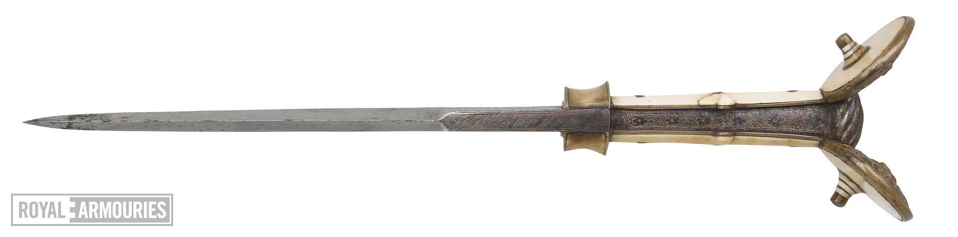 Ear dagger. Italian, 16th century. X.258