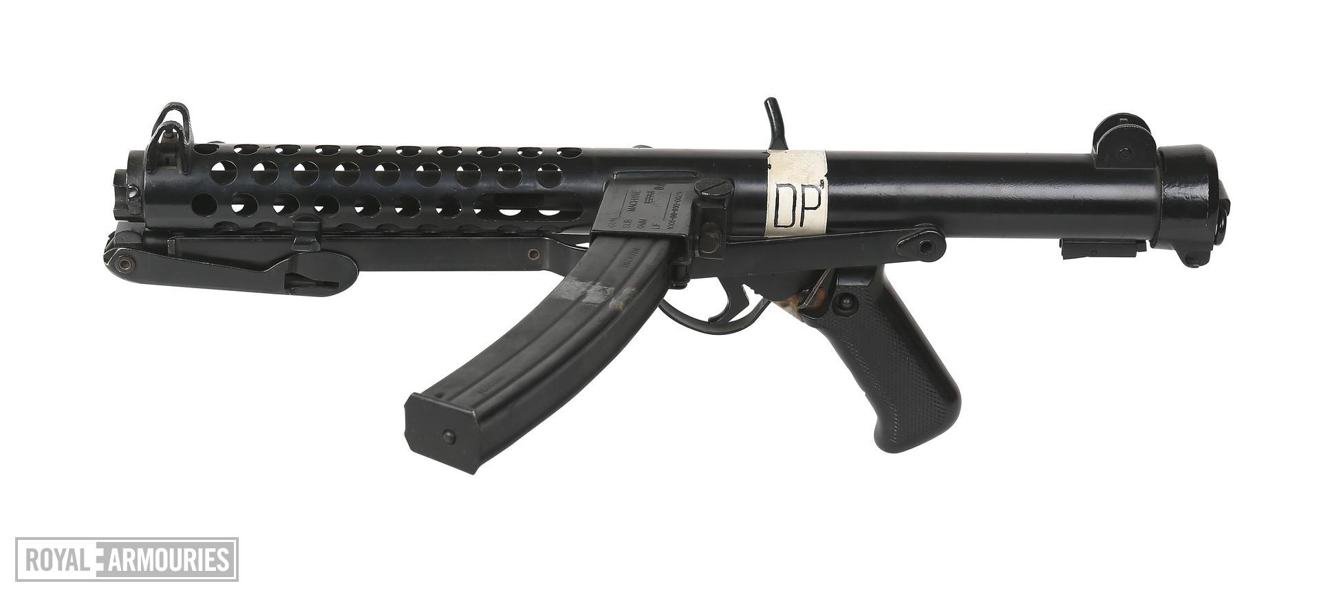 Sterling L49A1 DP, Drill Purpose conversion of the L2A3