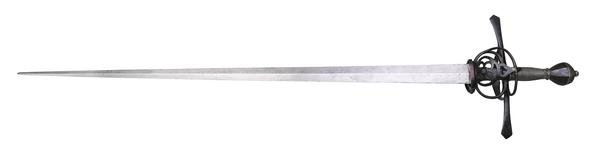 Thumbnail image of Saxon Estoc Sword. 1570-1590