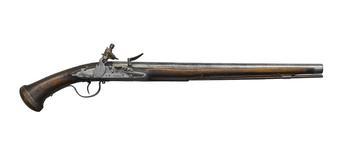 Thumbnail image of Flintlock pistol By Murden. Littlecote collection. XII.5414