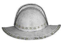 Thumbnail image of Pikeman's pot about 1630. IV.228