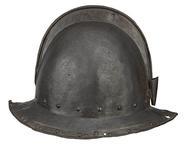 Thumbnail image of Pikeman's pot about 1630-40. IV.404