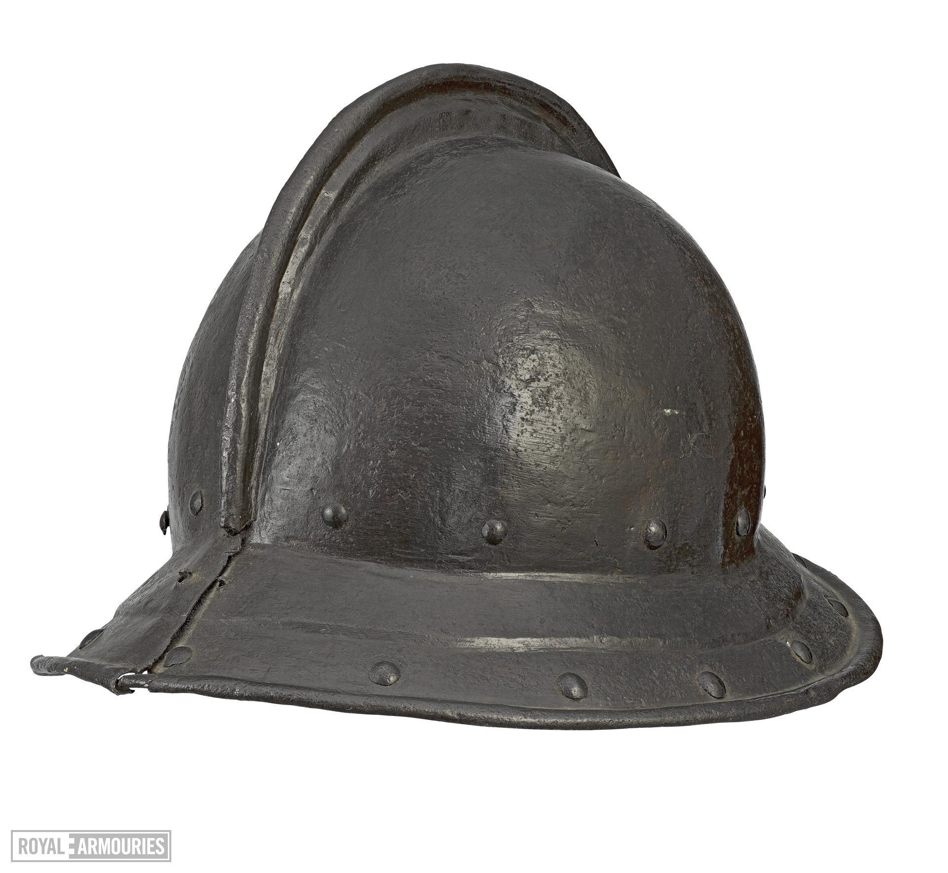 Pikeman's pot about 1630. IV.920