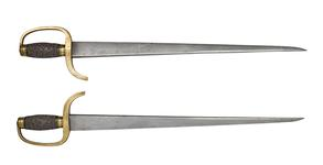 Thumbnail image of Pair of butterfly knives (hodiedao) XXVIS.70