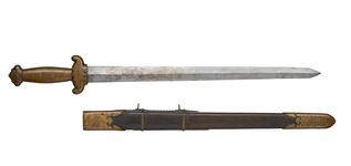Thumbnail image of Sword (jian) and scabbard XXVIS.188