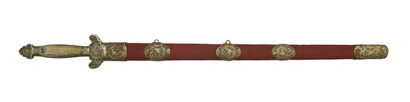 Thumbnail image of Sword (jian) and scabbard XXVIS.189