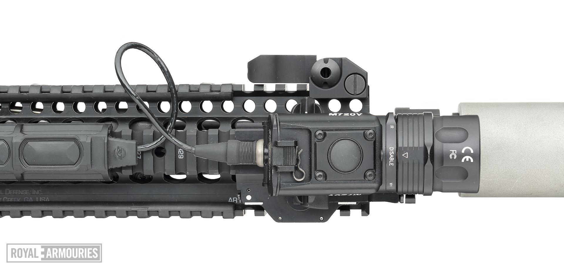 Centrefire automatic rifle - LanTac LA-M4