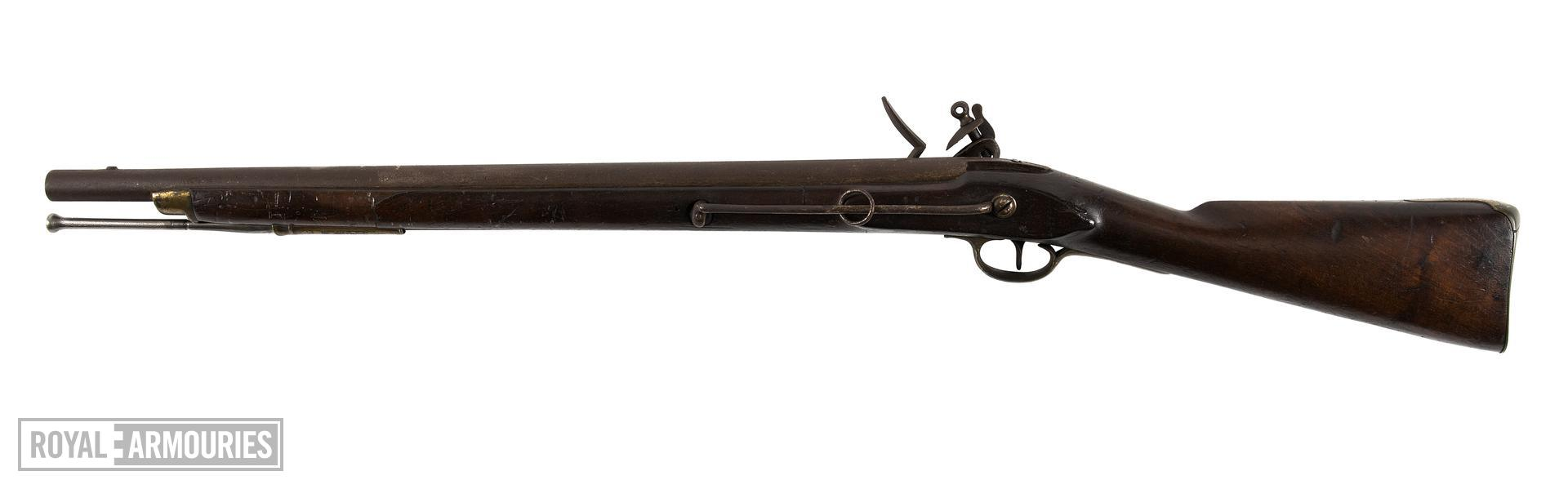 Flintlock military carbine - Pattern 1796 Heavy Dragoon Carbine