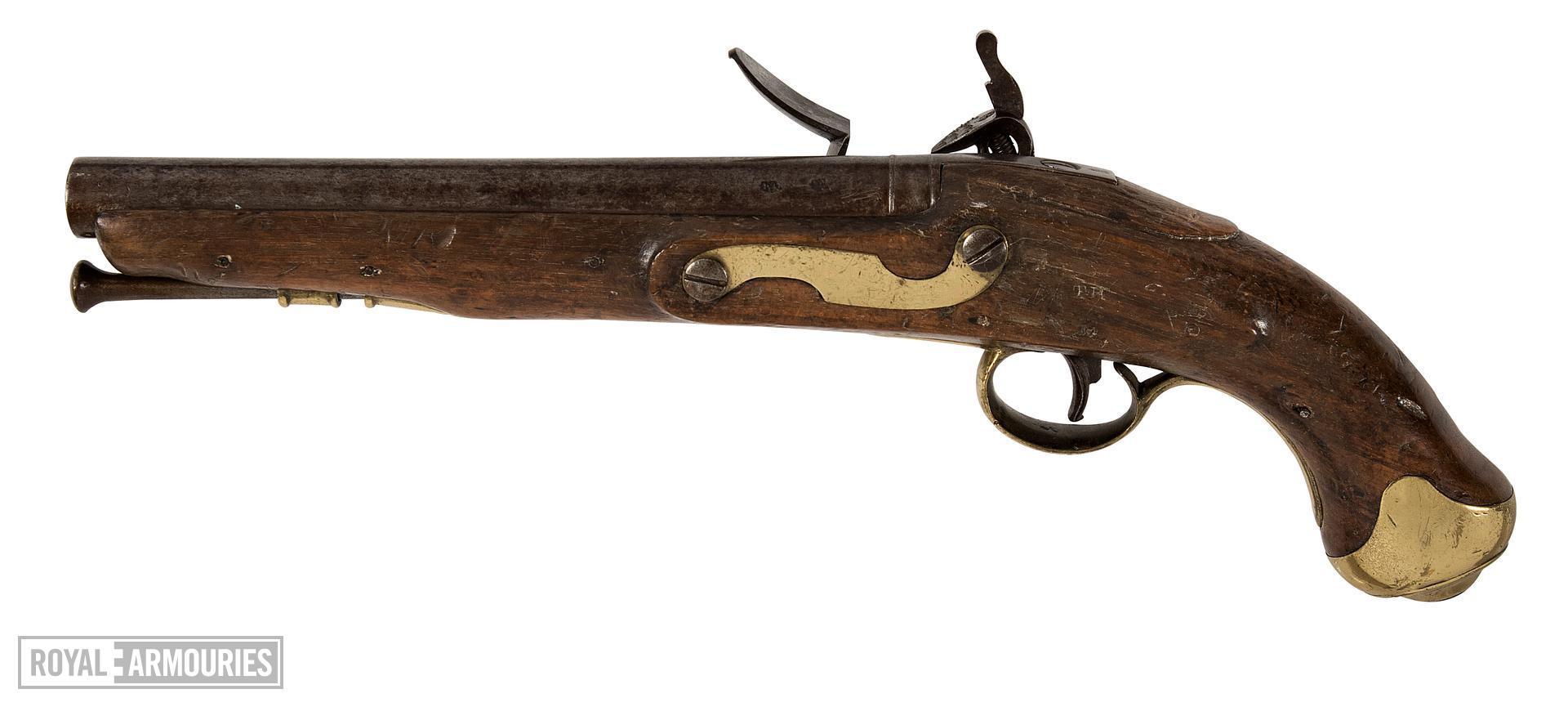 Flintlock pistol - Light Dragoon Pistol
