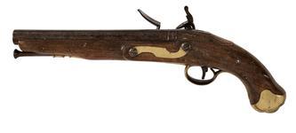 Thumbnail image of Flintlock pistol - Light Dragoon Pistol Pattern 1804 Kings German Legion Model