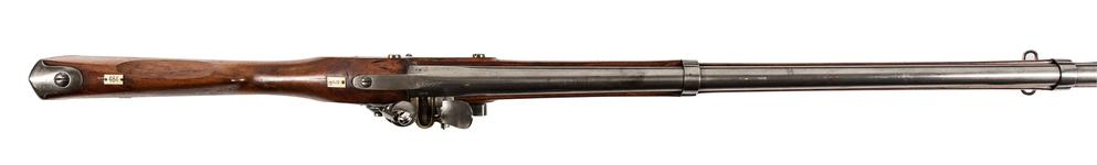 Thumbnail image of Model 1777/XIII flintlock muzzle-loading military musket, about 1806, France (XII.2233)