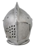 Thumbnail image of Close helmet for foot tournament IV.745