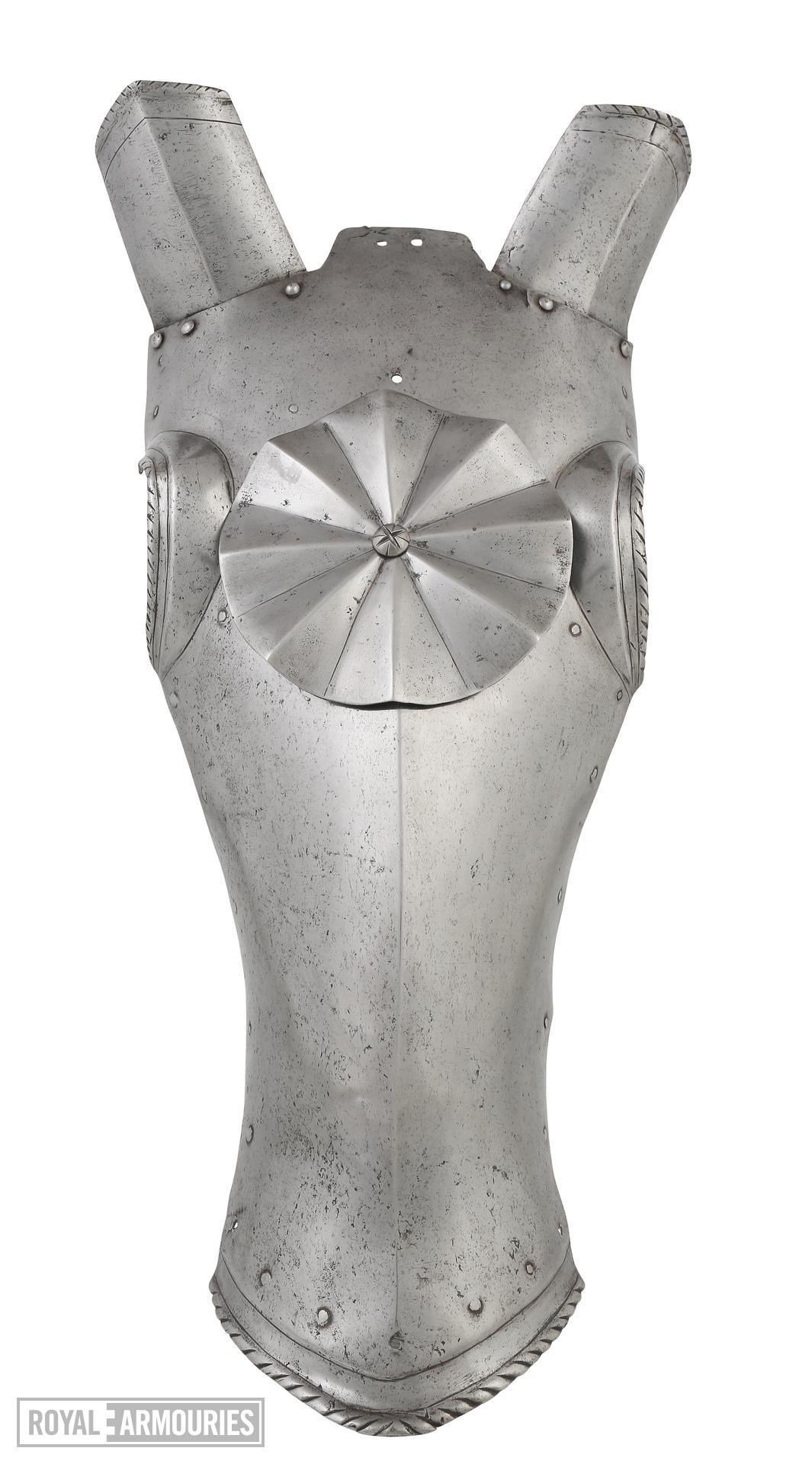 Shaffron about 1530-1540 VI.45