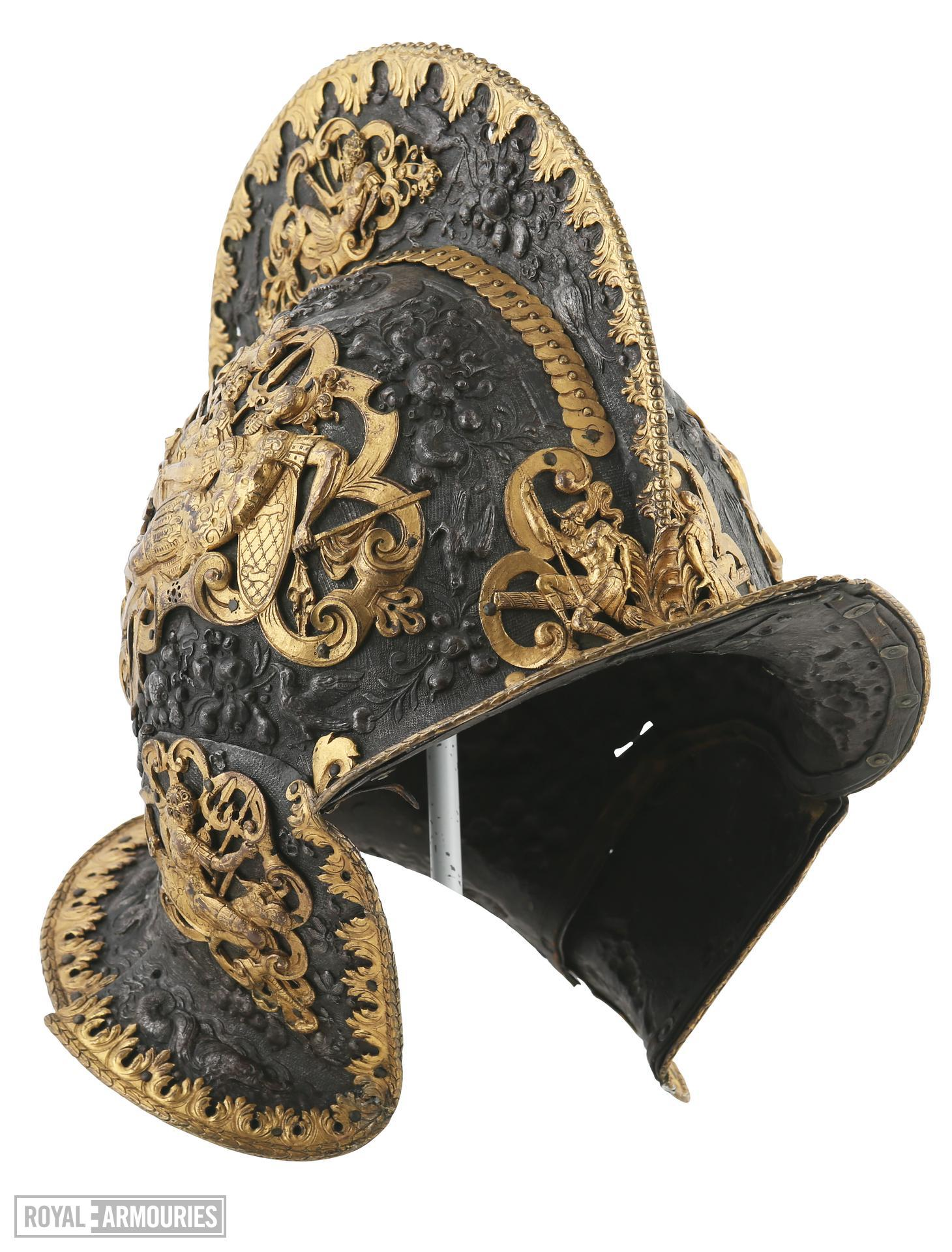Burgonet about 1600 IV.154