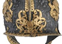 Thumbnail image of Burgonet about 1600 IV.154