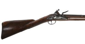 Thumbnail image of Flintlock sporting gun by William mills made for Thomas, 1st Earl Coningsby. XII.1789