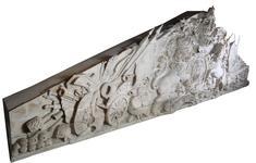 Thumbnail image of Grand Storehouse tympanum. XVII.119
