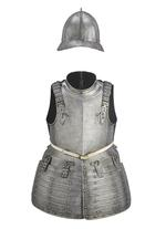 Thumbnail image of Pikeman armour featuring pot, breastplate, backplate and collar. II.165