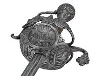 Thumbnail image of Rapier about 1630. IX.956