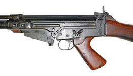 Thumbnail image of Centrefire automatic rifle FN X8E6 Experimental. Receiver markings LHS X.906