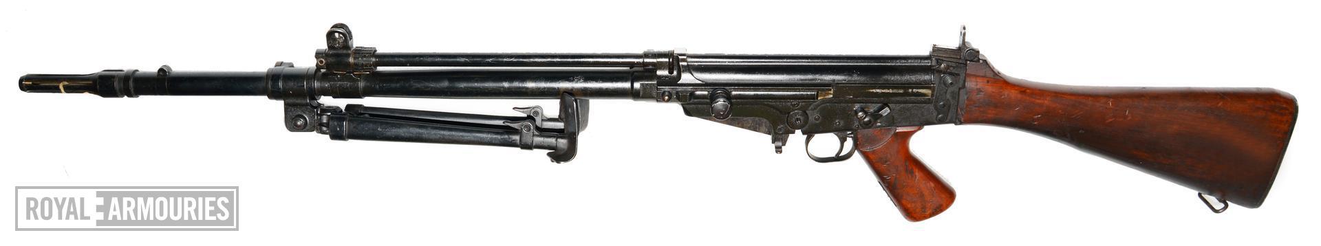 Centrefire automatic rifle - FN X8E6 Experimental