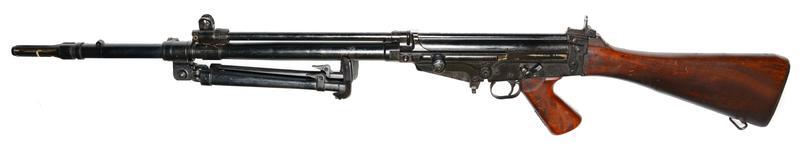 Thumbnail image of Centrefire automatic rifle FN X8E6 Experimental. Rifle, Self-loading, Experimental, 7.62 mm FN X8E6 Heavy Barrel (SN - 28).jpeg X.906