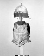 Thumbnail image of Harquebusier's armour of Charles, Prince of Wales, later King Charles II