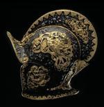Thumbnail image of Burgonet. German, probably Augsburg, about 1600 IV.154
