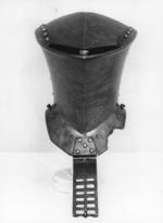 Thumbnail image of Jousting helm the Brocas helm, for the Gestech
