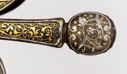 Thumbnail image of Sword Sword reputedly presented to a member of the Weatherby family by Queen Elizabeth I.