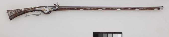 Thumbnail image of Wheellock sporting gun - By Nicolas Kevcks