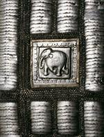 Thumbnail image of Elephant armour (bargustavan-i-pil) Elephant armour (bargustavan-i-pil), India, about 1600
