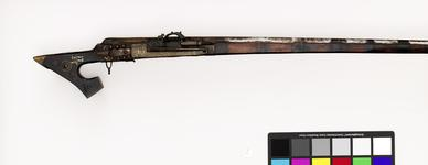 Thumbnail image of Matchlock musket with angled butt
