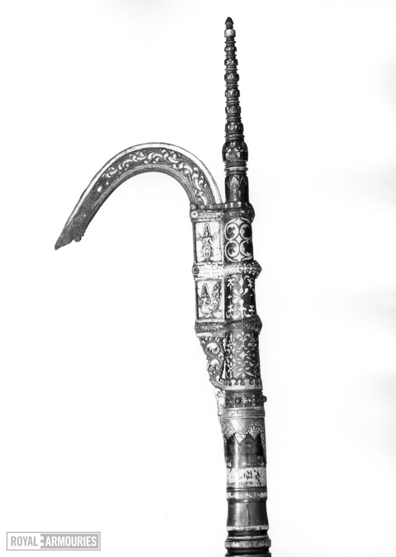 Elephant goad (ankus)