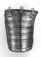 Thumbnail image of Three-quarter armour for a boy of about twelve years old, possibly Edward VI