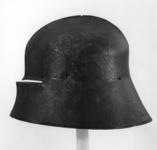 Thumbnail image of Sallet Deep brimmed German sallet with pronounced medial ridge
