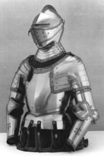 Thumbnail image of Portions of an armour