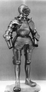 Thumbnail image of Field armour Maximilian style